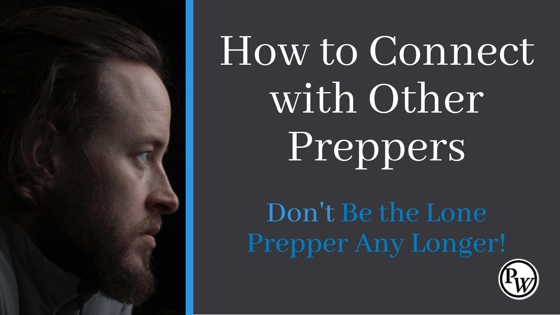How to Connect with Other Preppers