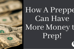 Money for Preppers